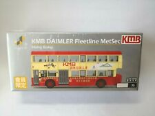 "TINY HONG KONG CITY KMB DAIMLER Fleetline MetSec ""Technical Training School"" Bus"