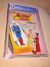 Action Comics #268, CGC 9.0, Off-White to White Pages