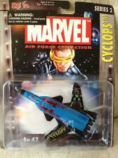 Marvel Cyclops Air Force Collection Maisto 2003