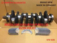 MAZDA 6 2.2 Crankshaft Diesel R2 3,6,CX7 2009-2012 MZR-CD R2AA