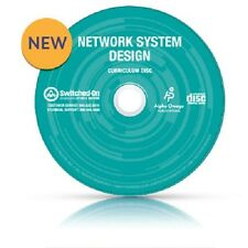 2016 SWITCHED ON SCHOOLHOUSE SOS NETWORK SYSTEM DESIGN CTE COURSE W/INSTALL CD