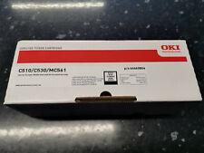 OKI C510 C530 MC561 5000 Pages Black Toner Cartridge