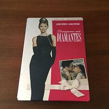 DESAYUNO CON DIAMANTES - 1 DVD 110MIN - STEELBOOK - EDICION ESPECIAL ANIVERSARIO