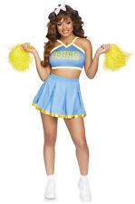 Brand New Cheer Squad Cutie Cheerleader Adult Costume