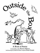 Outside the Box: A Book of Poems: By Wilson, Karma