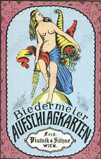 BIEDERMEIER #1904 CARTOMANCY TAROT CARD DECK 6 LANGUAGES #118