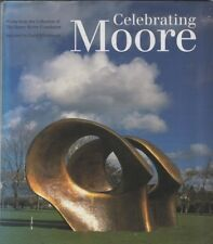 "DAVID MITCHINSON - ""CELEBRATING HENRY MOORE"" - 1st Edn - LARGE FORMAT HB (1998)"