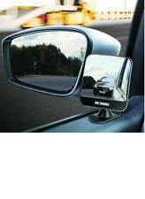 Adjustable Blind Spot Mirror Stick Wide Angle Car Rv Truck Van Side View Convex