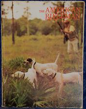Magazine American Rifleman FEBRUARY 1972 COLT New Model Army Model 1860 REVOLVER