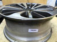 16-17 Acura RDX Wheel Rim 18x7-1/2 15 Spoke Alloy   O