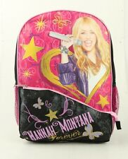 limited Edition Hannah Montana 16 Inch Girls Backpack - Hannah Montana Forever