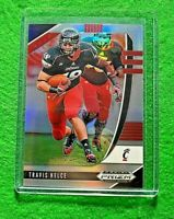 TRAVIS KELCE SILVER PRIZM CARD KANSAS CHIEFS 2020 PANINI PRIZM DRAFT PICKS PRIZM
