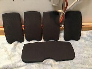 Klipsch Quintet III (Black) - 4 Satellite & 1 Center Speaker Home Theater System