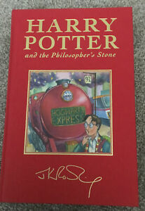 Harry Potter and the Philosopher's Stone DELUXE SIGNATURE EDITION - In VGC