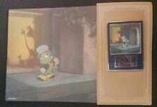 Japan Mall - Art of Disney - Pinocchio's Conscience Jiminy Cricket LE 200 Pin