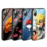 Naruto Anime Case iPhone 5 6 6S 7 8 + X XR XS 11 Pro Max SE 2nd Gen