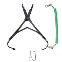 Dr. Slick Mitten Scissor Clamps Forceps for Fly Fishing Tool