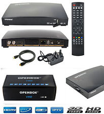 GENUINE OPENBOX V8S Freesat PVR TV Satellite Receiver Box-was named skybox F5S