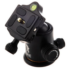 Beike Pro Metal Ball Head + Quick-release Plate for Monopod Tripod & DSLR C I8R0