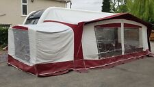 BRADCOT ACTIVE AWNING 1000 WITH ANNEXE