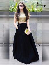 Indian Bollywood Ethnic Designer Anarkali Lengha Choli Party &Traditional MA0120