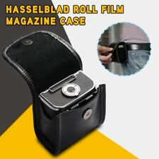 Caw Leather Hasselblad Roll Film Magazine case C12C16C24A12A16A24E12E24