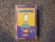 "RICHARD THOMPSON ""RUMOUR AND SIGH"" 1991 STILL SEALED/BRAND NEW OOP CASSETTE RARE"