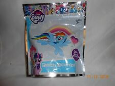 New My Little Pony Bath Bombs 2 Pack Berry Scented Stocking Stuffer all kids