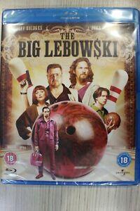 The Big Lebowski [Blu-ray] [Region Free] [DVD][Region 2]