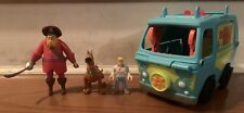Imaginext Scooby-Doo TRANSFORMING MYSTERY MACHINE~Scooby & Fred Figures MIX LOT?