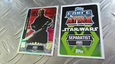 PADME AMIDALA  234 - Force Meister - Movie Cards Serie 2 - Star Wars Force Attax