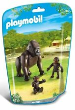 PLAYMOBIL 6639 Gorilla with baby (BRAND NEW)
