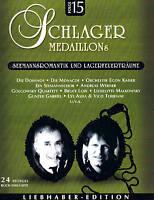 """SCHLAGER MEDAILLONS """"Seemannsromantik & Lagerfeuerträume"""" 2CD-Box NEU & OVP"""