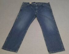 HARD TO FIND LEVI STRAUSS CARPENTER BIG AND TALL 50 x 34 Straight Loose Fit New
