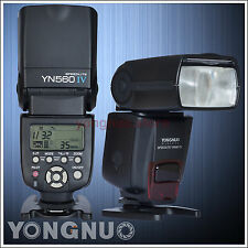 Yongnuo YN-560 IV Flash Speedlite Unit for YN-560 III YN560-TX RF-603 II RF-602