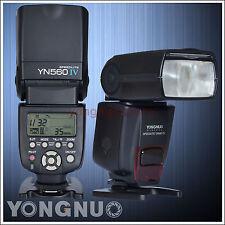 Yongnuo YN-560 IV Flash Speedlite Unit for YN-560 III YN560-TX RF-603 II RF-602