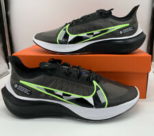 Nike Zoom Gravity Running Shoes BQ3202-009 Black Ghost Green White Mens Size