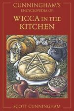 Wicca in the Kitchen ~ Kitchen Witch Cookbook Wiccan Pagan Supply Book
