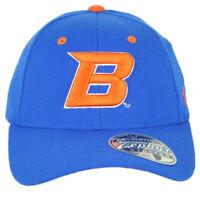 NCAA Zephyr Boise State Broncos Blue Flex Fit Stretch Medium Large M/L Hat Cap