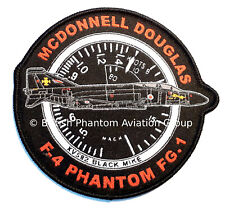 F-4 Phantom XV582 'Black Mike' patch