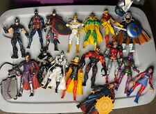 Marvel Legends lot Hasbro Vision Fantomex Kang Wolverine Toxin Black Knight