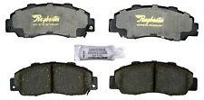 Disc Brake Pad Set-Ceramic Disc Brake Pad Front ACDelco Pro Brakes 17D503C