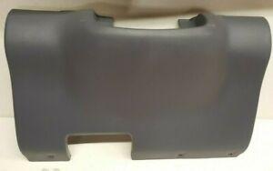 1998-2001 Dodge Ram 1500 Lower Dash Knee Bolster Steering Colum Trim Panel Gray