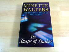 Minette Walters: The Shape of Snakes / Englisches Buch