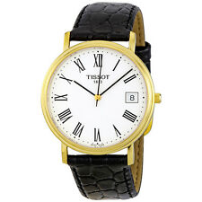 Tissot Desire Gold PVD Stainless Steel Mens Watch T52.5.421.13