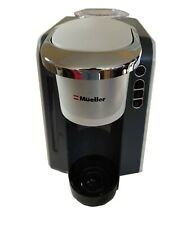 Meuller Austria K-Cup Single Server Coffee Brewer White