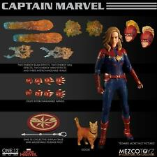 Mezco One 12 Collective Captain Marvel