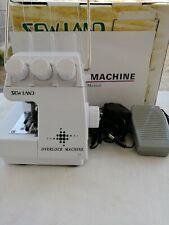 Sewland Overlock Machine SM-1091, 3 Thread in Original Box. Excellent Cond.