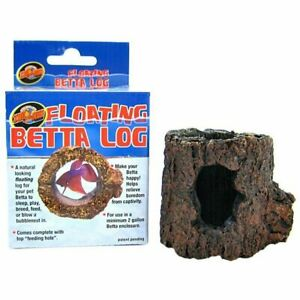 Zoo Med Floating Betta Log   Free Shipping