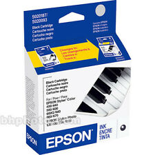 Epson Stylus Photo 700 Color 440 660 640 600 S020187(S020093/S020187) OEM Genuin